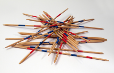 Stick game Toothpicks