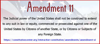 Amend 11