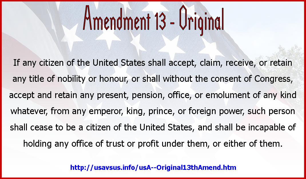 Amend 13 Orig 2