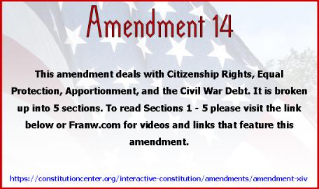 Amend 14
