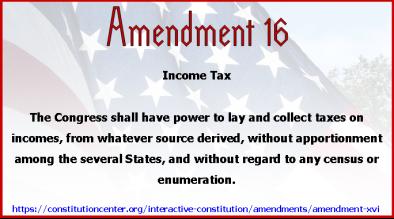Amend 16
