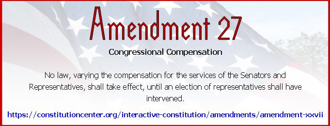 Amend 27