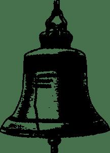 Liberty Bell BW